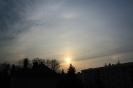 Slabé sluneční halo