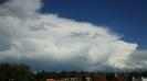 Odcházející cumulonimbus